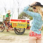 086-spell-designs-lost-highway-flannel-shirt-turquoise-bloomers