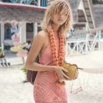 13_Palm springs crochet dress coral-6423