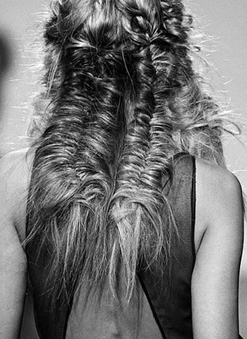 Braids Hairstyles Tumblr French Braid Drawing Tumblr Images Free Download